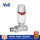 Латунный термостатический клапан радиатора (VG-K13151)