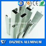 Profil en aluminium d'extrusion de l'alliage T5 du prix usine 6063 avec l'enduit de poudre/anodisé