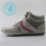 Lo sport uomini/delle donne calza i pattini di tela di canapa della caviglia (SNC-011326)