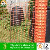 Clôture de sécurité en plastique Orange Construction 1.2 * 30.4m