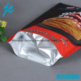 Bolsa de embalaje en materiales OPP de carne de cerdo