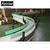 Hairise Food Grade Plastic Bakery Modular Belt Conveyor com ISO