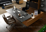 가죽 (V5)를 가진 상류 최고 가격 사무실 테이블