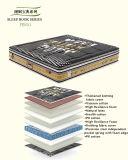 거품 침실 가구 - Fb851를 위한 가장자리에 의하여 두껍게 하는 뜨개질을 하는 직물 덮개를 가진 자연적인 유액 봄 매트리스