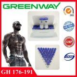 Het farmaceutische Chemische Steroid Hormoon van de Groei van Rhgh GH 176-191 voor het Verlies van het Gewicht