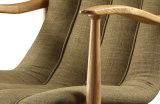 木フレームの現代余暇のホーム家具の肘掛け椅子
