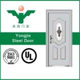 Bello e ferro sicuro con il portello d'acciaio di obbligazione della seconda serratura