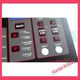 制御キーパッド回路プリントオーバーレイキーボード膜スイッチ