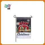 Bandierina del giardino personalizzata stampa di celebrazione di Halloween Christment (HY09124)