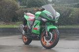 Cinque motociclo raffreddato ad acqua di sport di colore 350cc che corre bici