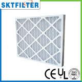 Pre-Filtro de la cartulina para la filtración del aire