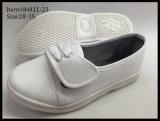 Inyección de último diseño niños Zapatos de baile Zapatos de lona (HH411-23)
