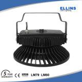 Hohes Leistungsfähigkeit 130lm/W hohes Bucht-Licht 240W UFO-LED