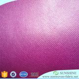Têxtil não polido de polipropileno revestido laminado