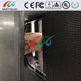 Innen-Bildschirmanzeige LED-P2.9 für Miete