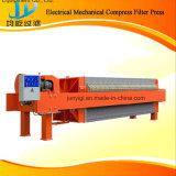 Filtropressa meccanica elettrica della compressa per il lavaggio del carbone