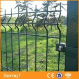 Panel geschweißter 3D Maschendraht-Zaun mit gutem Preis