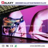 Тангажа фикчированный СИД пиксела P1.875/P1.904 галактики экран дисплея стены крытого малого видео-