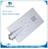Vrije Sample 30W PIR Sensor Lithium Battery All in One Solar Street Light