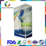 Elegante Transparante Doos PVC/Pet/PP voor de Vertoning van het Product