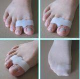 Herramienta grande del cuidado de pie de Orthotics del pulgar del hueso del corrector del cuidado de pies de los separadores de la punta del juanete del dispositivo de Pedicure de la corrección de Hallux Valgus