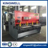 증명서를 준 믿을 수 있는 ISO는 금속을 붙인다 강철 유압 깎는 기계 (QC11Y-20X2500)를