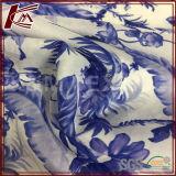 Mistura de seda de algodão impresso personalizado de tecido de seda 30 70 Tecido de algodão