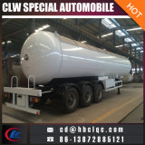 tanque do LPG do Semitrailer do tanque de gás líquido de 56000L 23000kg 24000kg