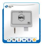 ジャック可聴周波NFCの読取装置磁気チップカード読取り装置(ACR35)