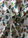 Ткань 100% шикарного платья Farbic полиэфира напечатанная Crepe шифоновая