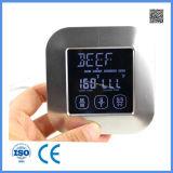 Nieuwe Digitale BBQ van het Scherm van de Aanraking van het Ontwerp Thermometer met Één Sonde