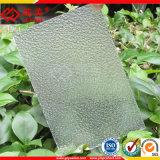 Diamante materiale del policarbonato del Virgin impresso coprendo strato
