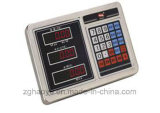 가격 발광 다이오드 표시 디지털 가늠자 표시기의 무게를 달기