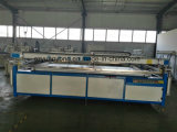 Плоское машинное оборудование печатание шелковой ширмы низкой цены