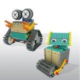 1488725-2 1 in den Aufklärung-Fernsteuerungs-RC Blöcken des Emergency Roboter-Block-Installationssatz-Ausbildungs-kreatives Spielzeug einstellen - die gelegentliche Farbe