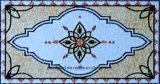 De Tegel van het Patroon van het Mozaïek van het Boeket van Bisazza voor de Decoratie van de Muur