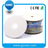 4.7GB disque blanc DVD-R imprimable 16X