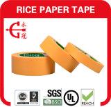 Band van het Rijstpapier van de Douane van Yg de In het groot Gele