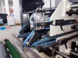 El plegable pegando la máquina para el rectángulo acanalado especial (GK-1200/1450PCS)