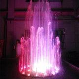 Fontana di acqua dell'interno di piccola dimensione della fontana musicale di Dancing di Fenlin