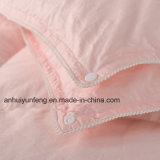 Duvet bianco di lusso del cotone della tela di base dell'hotel del Duvet di Microfiber