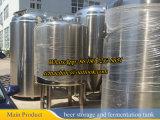 бак лежки сидра бака для хранения вина плодоовощ 1000liter