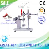 Semelle de machine d'essai de rigidité Backpart/testeur (GW-045)