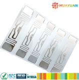Embutido seco de la frecuencia ultraelevada Monza 4 RFID del EPC GEN2 HY-B44 Impinj