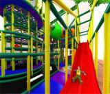Campo de jogos interno temático da selva do divertimento do elogio para miúdos