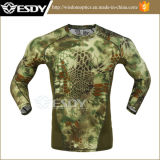 [إسدي] 3 لون سريعة [درينغ] [كمو] جيش عسكريّة صيد قميص