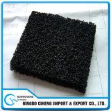 Сетка сетки фильтра воды активированного угля промышленного полиуретана зернистая