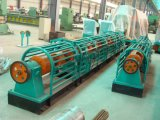 Jlg 관 좌초 기계, 기계를 만드는 알루미늄 철사