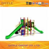 De Apparatuur van de Speelplaats van Kinderen ASTM met Ada Treden