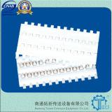 Superfície superior plana 1600 Tapete Plástico Correia Modular